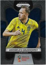 2018 Panini FIFA World Cup Base Card (234) Andreas GRANQVIST Sweden