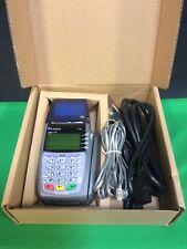 Verifone Vx510 Dial Credit Card Terminal.