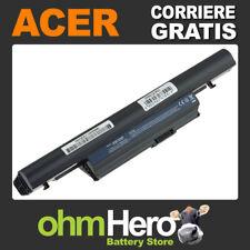 Batteria 7800mAh per Acer Aspire AS5745G-5562G75Mnks