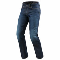 Rev'it Philly 2 LF Denim Loose Fit Motorcycle Jeans Dark Blue | Revit Rev'it!