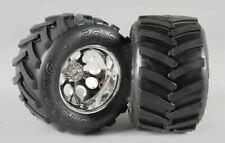 FG Monster Truck Tires M. 14mm Offset Pre-Stuck