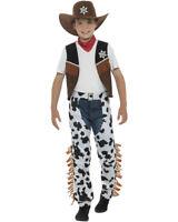 Texan Cowboy Boys Costume
