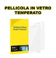 PELLICOLA IN VETRO TEMPERATO PROTEGGI SCHERMO PER SMARTPHONE CELLULA LG X SCREEN