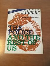 The Atlantic March 1969 The Police and the Rest of Us