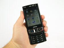 Nokia N95 8GB edition Black WLAN 3G GPRS Bluetooth Unlocked free shipping