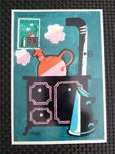 NIEDERLANDE MK 1967 VOOR HET KIND MAXIMUMKARTE CARTE MAXIMUM CARD MC CM c1775