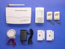 ADVANCED GSM HOUSE SECURITY SYSTEM With AUTO-DIALLER