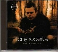 (BL848) Tony Roberts, You Know Me - 2010 CD
