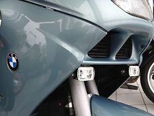 Mini Micro Fari Fendinebbia nebbia luce Vetro trasparente BMW R 1100 RT