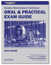 Aviation Maintenance Technician (AMT) Oral & Practical Exam Guide - ASA-OEG-AMT3
