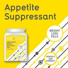 NIP & TUCK LIPOSUCTION WEIGHT REDUCTION WEIGHT LOSS PILL APPETITE SUPPRESSANT
