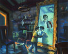 Mary Grandpre Harry Potter - Mirror of Erised Giclee on Paper