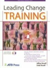 Leading Change Training by Russell, Jeffrey; Russell, Linda