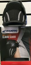 NEW Champro Sports Black Youth Batters Elbow Guard, Great Protection