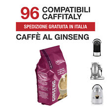 96 Capsule Caffè al Ginseng Italian Coffee compatibili Caffitaly