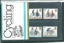 GB - PRESENTATION PACKS - 1978 - CENTENARY - CYCLING CLUBS