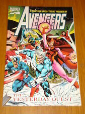 AVENGERS THE YESTERDAY QUEST MARVEL GRAPHIC NOVEL