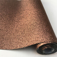 Fine Glitter Fabric Sparkle Twinkle Leather Vinyl Craft Applique Decor Material