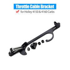 Holley 4150 4160 Throttle Cable Carb Bracket Carburetor Billet Aluminum Useful