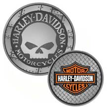 Harley-Davidson Willie G. Skull Bar & Shield Challenge Coin 1.75'' 8002961