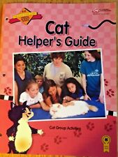 NEW 4H Cat Helpers Guide from Animal Science Series Skills for Life BU-6149 1999