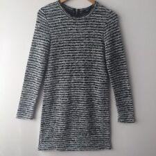 Knee Length Cotton Blend Winter Dresses for Women