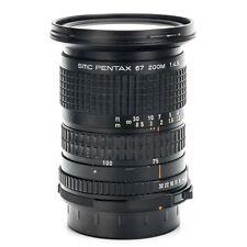 PENTAX Lens for Medium Format Camera