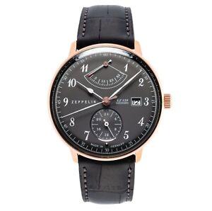 Zeppelin Men's Series LZ129 Hindenburg Automatic Watch - 7064-2 NEW