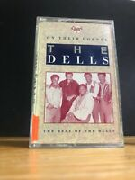 The Best Of The Dells American R&B Group Cassette Tape MCA records 1992 Album