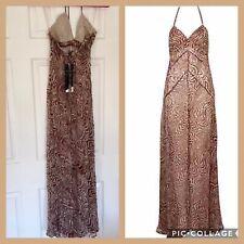 Kate Moss For Topshop Uk 8/36 Sheer Leopard Print Beach Dress NEW 😍🤩