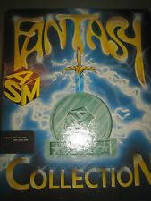 Amiga 500 Spiel - Fanstasy Hit Collection von ASM Original Verpackung! TOP!