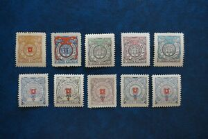 (T4) Portugal BOB Geographical Society small lot 1*/MH