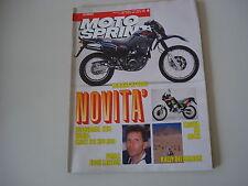 MOTOSPRINT 41/1989 YAMAHA XV 1100 VIRAGO/MALAGUTI RST 50/EDDIE LAWSON/CAMEL BIKE