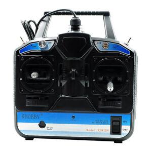 18 en 1 simulateur de vol de drone RC avec disque pour modèle d'avion