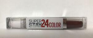 Maybelline SuperStay 24HR Wear Lip Color-050 Unlimited Raisin