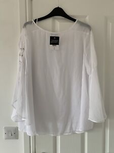 Topshop Maternity Top Uk10 Brand New