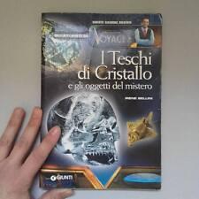 Libro Gli Atlanti di Voyager di Roberto Giacobbo I Teschi di Cristallo mistero