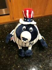 2011 ORBIEZ NEW YORK YANKEES Plush Doll W/ TAG, MLB Genuine Merchandise