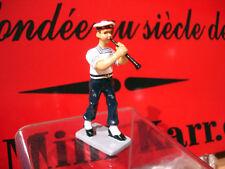 figurine CBG MIGNOT  BAGAD LANN BIHOUE été BOMBARDE MARIN MUSIQUE lead soldier