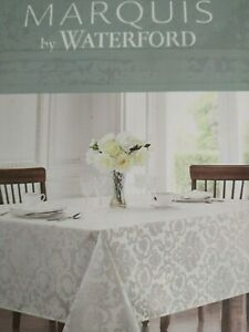 MARQUIS by WATERFORD ~ Amesbury Luxury Napkin & Placement Set ~ 8 pcs ~ Silver
