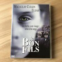 "DVD ""Le Bon Fils"" / avec Macaulay Culkin, Elijah Wood, de Joseph Ruben"