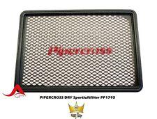 PIPERCROSS Sportluftfilter PP1795 höherer Luftdurchlass - auswaschbar - trocken