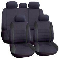 Black Car Cloth Seat Cover Full Washable fits BMW 1,2,3,4,5 Series X1 X2 X3 Z3