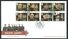 2018 Dad's Army FDC - Mainwaring Drive, Sutton Coldfield Pmk - Post Free