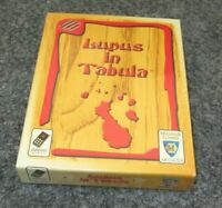 LUPUS IN TABULA Mayfair Games MFG4706 Card Pocket Party Game Werewolves 2004 NEW