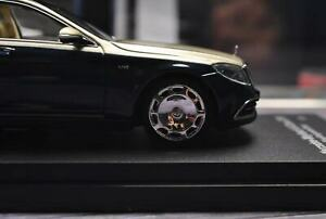 Aloms Real AR 1:43 Benz Maybach S650 Gold Silver White