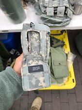 Thales ACU MBITR Radio Holster, AN/PRC-148, ACU USGI MOLLE, Tactical Radio Pouch
