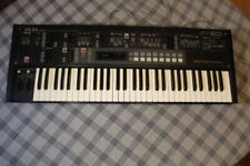 Akai Ax-60 Analog synthesizer. Working condition! With operators manual! 1985!