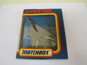 Matchbox Skybusters - SB-30 F-14 Tomcat MIB