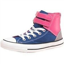 Converse Femme CT ALL STAR 2 Sangle Hi Top Rose/Gris 10